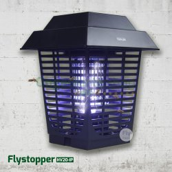 Vliegenlamp Muggenlamp Flystopper HV20-IP - 20 Watt